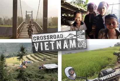 Séjour en moto dans le Nord Vietnam