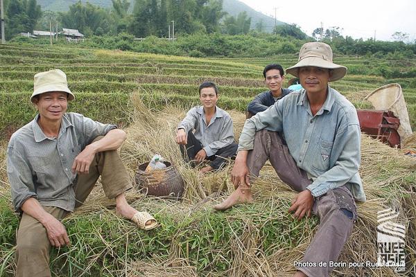 Les vietnamiens rencontrés