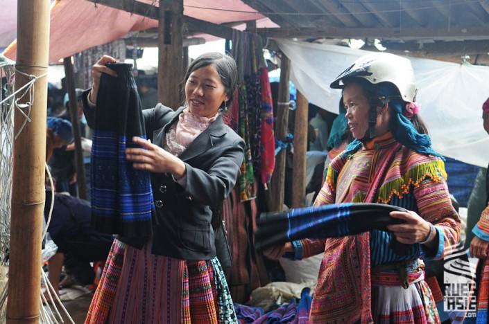 Muong Khuong, voyage à moto dans les plateaux du nord-ouest Vietnam et Dien Bien Phu