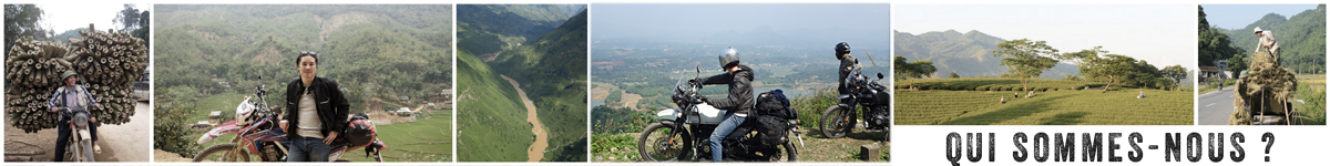 L'équipe de Crosroadsvietnam est à Hanoi au Vietnam