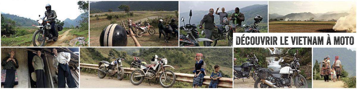 Découvrir le Vietnam à moto avec Crossroadsvietnam